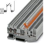 Phoenix 3040766 gray Disconnect Terminal Block