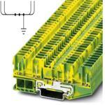 Phoenix 3042162 green-yellow Ground Terminal Block