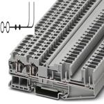 Phoenix 3042845 gray Plug-in Terminal Block
