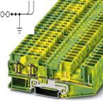 Phoenix 3042858 green-yellow Ground Terminal Block