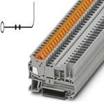Phoenix 3050073 gray Plug-in Terminal Block