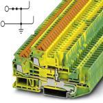 Phoenix 3050219 green-yellow Ground Terminal Block