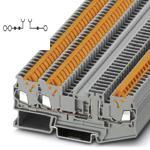 Phoenix 3050413 gray Disconnect Terminal Block