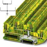 Phoenix 3061499 green-yellow Ground Terminal Block