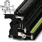 Phoenix Contact 3070053 Fuse Block UT 4-PE/HESI LED 24 (5X20)