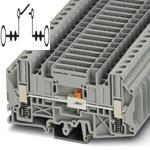 Phoenix 3070330 gray Disconnect Terminal Block