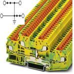 Phoenix 3205132 green-yellow Ground Terminal Block