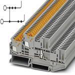 Phoenix 3206377 gray Plug-in Terminal Block