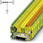 Phoenix 3206526 green-yellow Ground Terminal Block