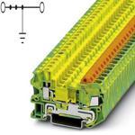 Phoenix 3206555 green-yellow Ground Terminal Block