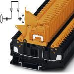 Phoenix 3206678 black/orange Disconnect Terminal Block