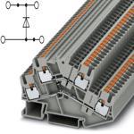 Phoenix Contact 3210295 Component Terminal Block - PTTBS 2,5-DIO/U-O