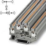 Phoenix Contact 3211430 Component Terminal Block - PTTB 2,5-2DIO/O-UL/UR-UL