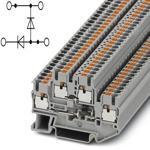 Phoenix Contact 3211433 Component Terminal Block - PTTB 2,5-2DIO/UR-O/UR-UL