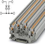 Phoenix Contact 3211445 Component Terminal Block - PTTB 2,5-2DIO/U-OL/U-OR