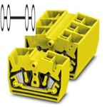 Phoenix 3244290 yellow Miniature Terminal Block