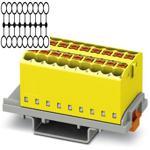 Phoenix 3273050 yellow Distributor Terminal Block