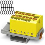 Phoenix 3273094 yellow Distributor Terminal Block
