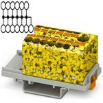 Phoenix 3273108 black/yellow Distributor Terminal Block