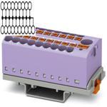 Phoenix 3273126 violet Distributor Terminal Block