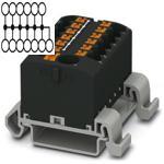 Phoenix 3273234 black Distributor Terminal Block
