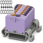Phoenix 3273236 violet Distributor Terminal Block