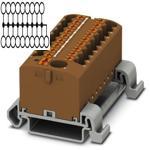 Phoenix 3273252 brown Distributor Terminal Block