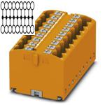 Phoenix 3273456 orange Distributor Terminal Block