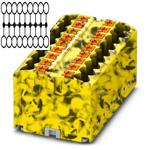 Phoenix 3273458 black/yellow Distributor Terminal Block