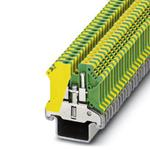 Phoenix Contact 0441517 Ground modular Terminal Block - USLKG 5-1