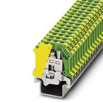 Phoenix Contact 0442024 Ground modular Terminal Block - USLKG 10-1