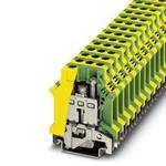 Phoenix Contact 0443010 Ground modular Terminal Block - USLKG 16