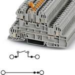 Phoenix Contact 3076023 Installation Terminal Block - UTI 2,5-L/LTB