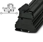 Phoenix Contact 0711632 Fuse modular Terminal Block - UKK 5-HESILED 24 (6,3X32) - Fuse type: Glass