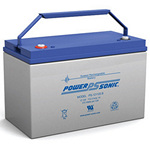 PowerSonic Battery PS121100 General Purpose Battery 12V 110AH