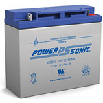 PowerSonic Battery PS12180 General Purpose Battery 12V 18AH