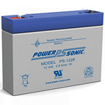 PowerSonic Battery PS1228 General Purpose Battery 12V 2.8AH
