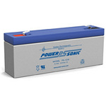 PowerSonic Battery PS1238 General Purpose Battery 12V 3.4AH