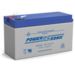 PowerSonic Battery PS1270F1 General Purpose Battery 12V 7AH