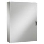 Rittal WM483610NC Steel Enclosure # 8017570