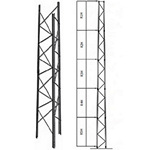 Rohn Tower RSL50H15 Medium Duty Dish Loading 50 Ft Tower