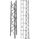 Rohn Tower RSL50H59 Heavy Duty Dish Loading 50 Ft Tower