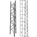 Rohn Tower RSL50L60 Heavy Duty 50 Ft Tower