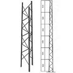 Rohn Tower RSL60H16 Medium Duty Dish Loading 60 Ft Tower