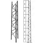 Rohn Tower RSL60H49 Heavy Duty Dish Loading 60 Ft Tower