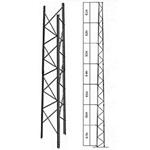Rohn Tower RSL70H17 Medium Duty Dish Loading 70 Ft Tower