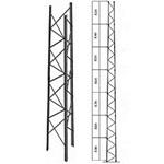 Rohn Tower RSL70H39 Heavy Duty Dish Loading 70 Ft Tower
