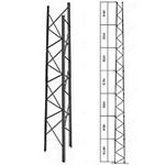 Rohn Tower RSL70H40 Extra Heavy Duty Dish Loading 70 Ft Tower