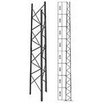 Rohn Tower RSL80H30 Extra Heavy Duty Dish Loading 80 Ft Tower