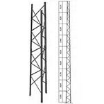 Rohn Tower RSL90H19 Medium Duty Dish Loading 90 Ft Tower